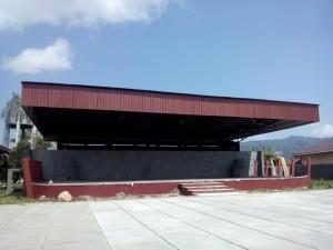 Buitenpodium Taman Budaya